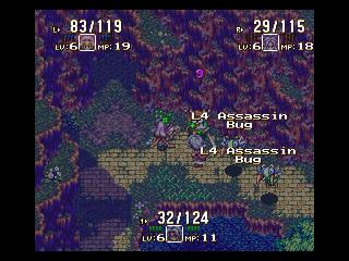 Screenshot Thumbnail / Media File 1 for Seiken Densetsu 3 (Japan) [En by LNF+Neill Corlett+SoM2Freak v1.01] [Title Hack by Dragonsbrethren v1.0] (~Secret of Mana 2)